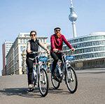 Test Bikesharing-Anbieter Test