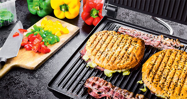 Barbecue Elektrogrill Test : Kontaktgrills im test gute geräte fürs indoor barbecue
