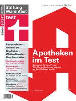 Heft 05/2014 Apotheken: Mit Risiken und Nebenwirkungen