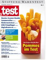 Heft 03/2007 Pommes frites: Burger King macht die besten