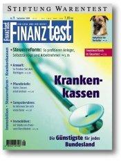Heft 09/2000 Gesetzliche Krankenkassen: Jetzt die Krankenkasse wechseln