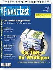 Heft 01/2005 Vermögensanalyse: Gut geplant ist halb gewonnen