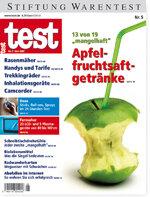 Heft 05/2007 Apfelfruchtsaftgetränke: Billig und schlecht
