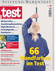 Heft 10/2004 Wandfarben: Weißmacher