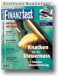 Heft 02/2001 Einkommensteuererklärung: Keine harten Nüsse