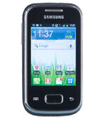 Samsung Galaxy Pocket S5300 Schnelltest