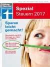 Finanztest Spezial Steuern 2017: Steuern sparen von A – Z