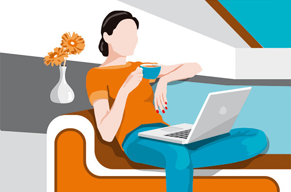 girokonto wechseln wie gut klappt der umzugsservice. Black Bedroom Furniture Sets. Home Design Ideas