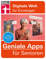 Geniale Apps für Senioren: Kultur, Gesundheit, Genuss u. v. m.