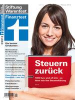 Heft 02/2013 Steuererklärung 2012: Kinderleicht Geld zurück