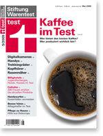Heft 05/2009 Kaffee: 31 Marken im Test