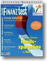 Heft 10/2002 Riester-Fondssparpläne: Leinen los zur Zusatzrente