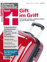 Heft 06/2012 Koffer: Gift im Griff