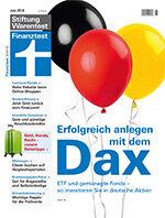 Heft 06/2018 Aktienfonds Deutschland: Erfolgsstory Dax