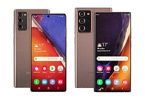 Schnelltest Samsung Galaxy Note 20, Note 20 Ultra Schnelltest
