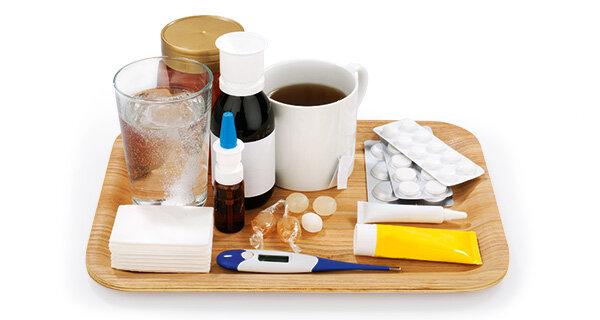 Erkaltung Die Besten Helfer Gegen Husten Schnupfen Fieber