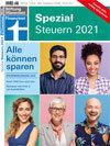Finanztest Spezial Steuern 2021: Im Schnitt gibts 1000 Euro zurück