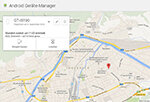 Google Android Device Manager Schnelltest