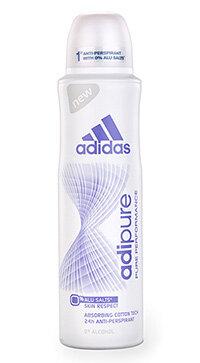 adidas adipure antitranspirant ohne aluminium sch tzt nicht vor schwei schnelltest. Black Bedroom Furniture Sets. Home Design Ideas