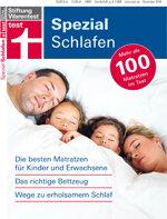 test Spezial Schlafen: Die besten Matratzen für Kinder und Erwachsene