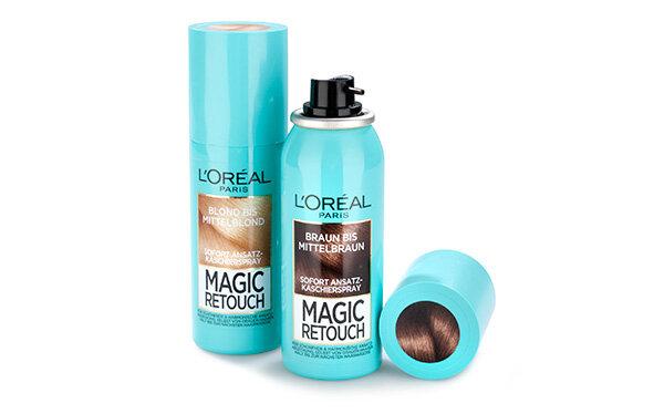 Loréal Magic Retouch Schnelle Hilfe Für Nachgewachsenen