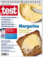 Heft 02/2008 Margarine: Die besten für Ihr Frühstück