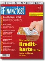 Heft 05/2007 Kreditkarten: Expertenchat