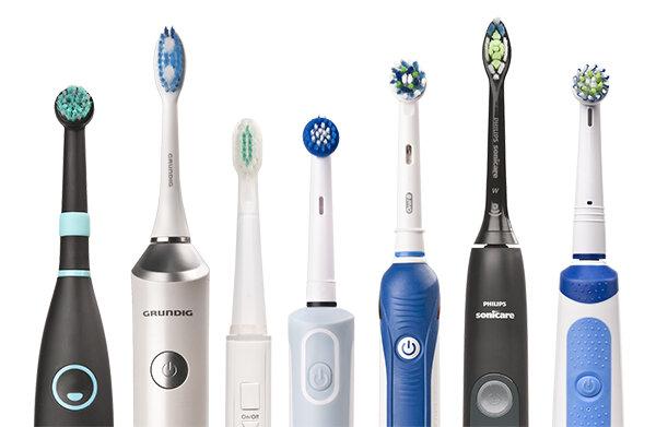 Elektrische Zahnbürsten Testsieger für Erwachsene und