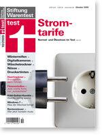 Heft 10/2009 Stromtarife: Ökostromanbieter vorn