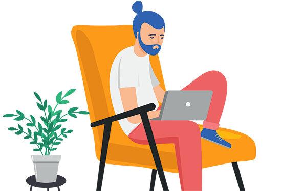 Homeoffice und mobiles Arbeiten - Vorteile und Nachteile der Arbeit zu  Hause - Stiftung Warentest