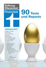 Finanztest Jahrbuch 2017: 90 Tests und Reports