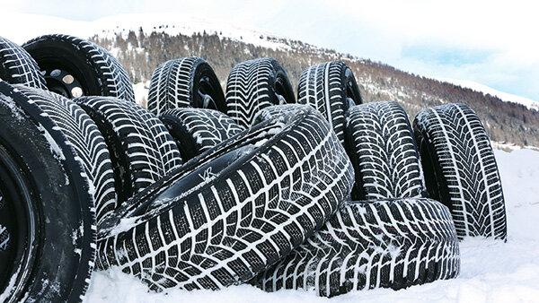 winterreifen nur 5 von 35 sicher bei schnee und n sse. Black Bedroom Furniture Sets. Home Design Ideas