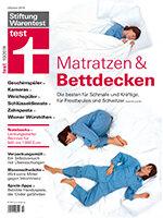 Heft 10/2019 Matratzen: Eine für alle?