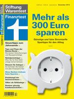Heft 12/2013 Strompreise: Mehr als 300 Euro sparen