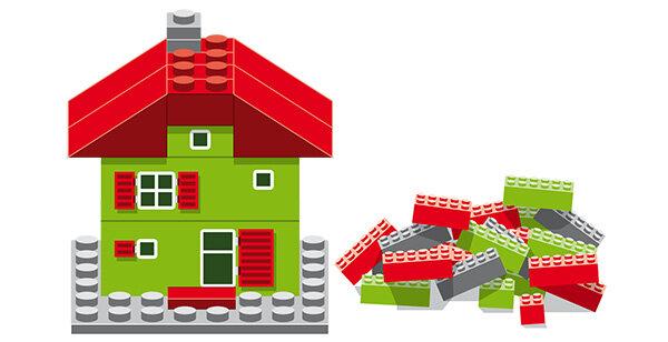 baufinanzierung diese teuren fehler machen banken bei. Black Bedroom Furniture Sets. Home Design Ideas