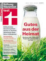 Heft 07/2013 Regionale Lebensmittel: Werbung oder Wahrheit?