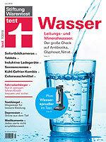 Stilles Mineralwasser Pressemitteilung
