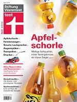 Heft 04/2019 Apfelschorle im Test: Fast jede dritte ist mangelhaft