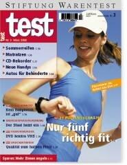 Heft 03/2002 Pulsmessgeräte: Training nach Herz