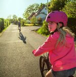 Fahrrad Meldung