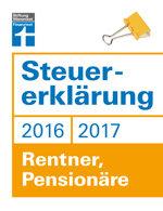 Steuererklärung 2016/2017 - Rentner, Pensionäre: Steuern sparen im Ruhestand
