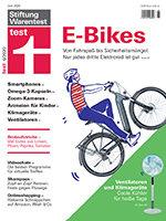 Heft 06/2020 Pedelecs: Vier rollen vorneweg