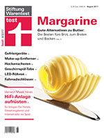 Heft 08/2017 Margarine: Konkurrenz für Butter