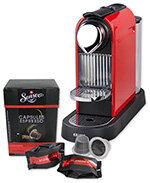 espressokapseln von senseo weniger intensiv als clooneys nespresso schnelltest stiftung. Black Bedroom Furniture Sets. Home Design Ideas
