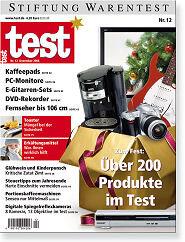 Heft 12/2006 Weihnachten: Testsieger schenken