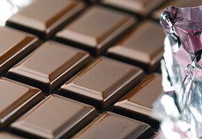 Dunkle Schokolade im Test Test