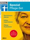Finanztest Spezial Pflege-Set: Gemeinsam planen, Hilfen organisieren, Pflege finanzieren