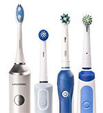 Elektrische Zahnbürsten Test