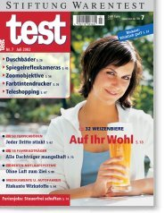 Heft 07/2002 Helles Hefeweizen: Wohl bekomms!
