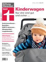 Heft 03/2017 Kinderwagen: Buh - auch für Bugaboo